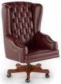 Кресло Челлини (натуральная кожа)