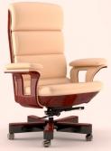 Кресло Романо (натуральная кожа)