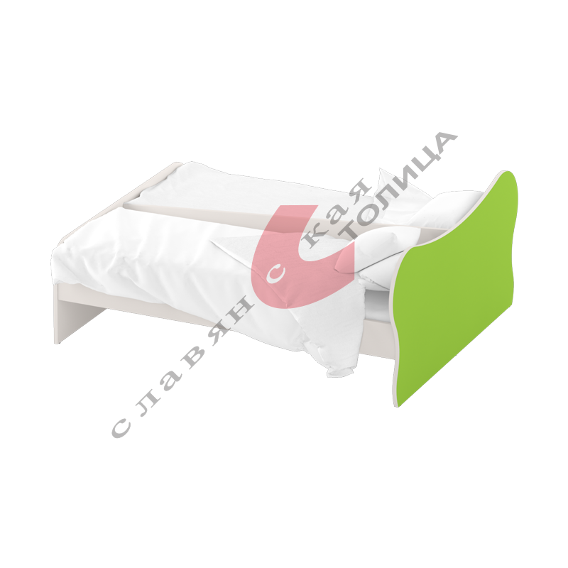 Кровать детская двухместная ДУ-КД14-1