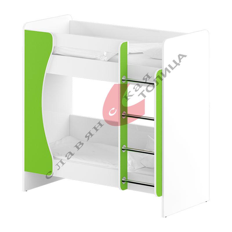 Кровать детская двухместная ДУ-КД2