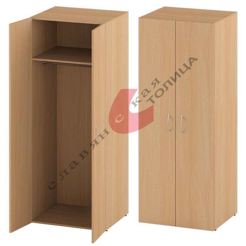 Офисный шкаф для одежды Х-016
