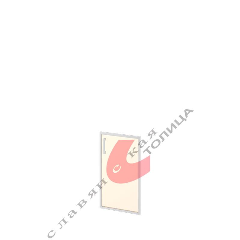Дверь стеклянная в алюминиевой рамке М-С-8.737L изобр.