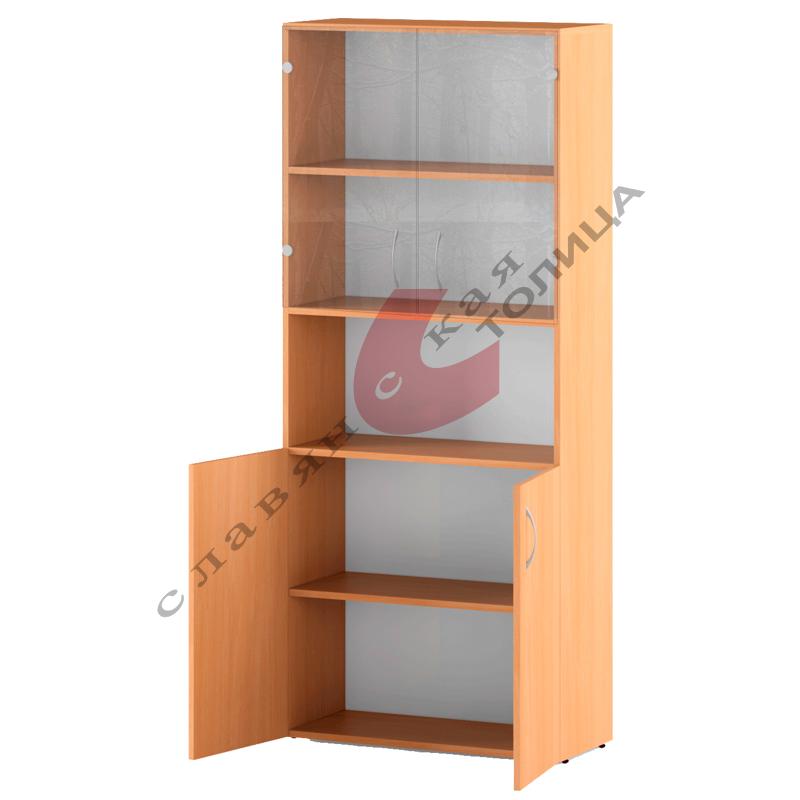 Офисный шкаф для документов С-215.522.S2-2