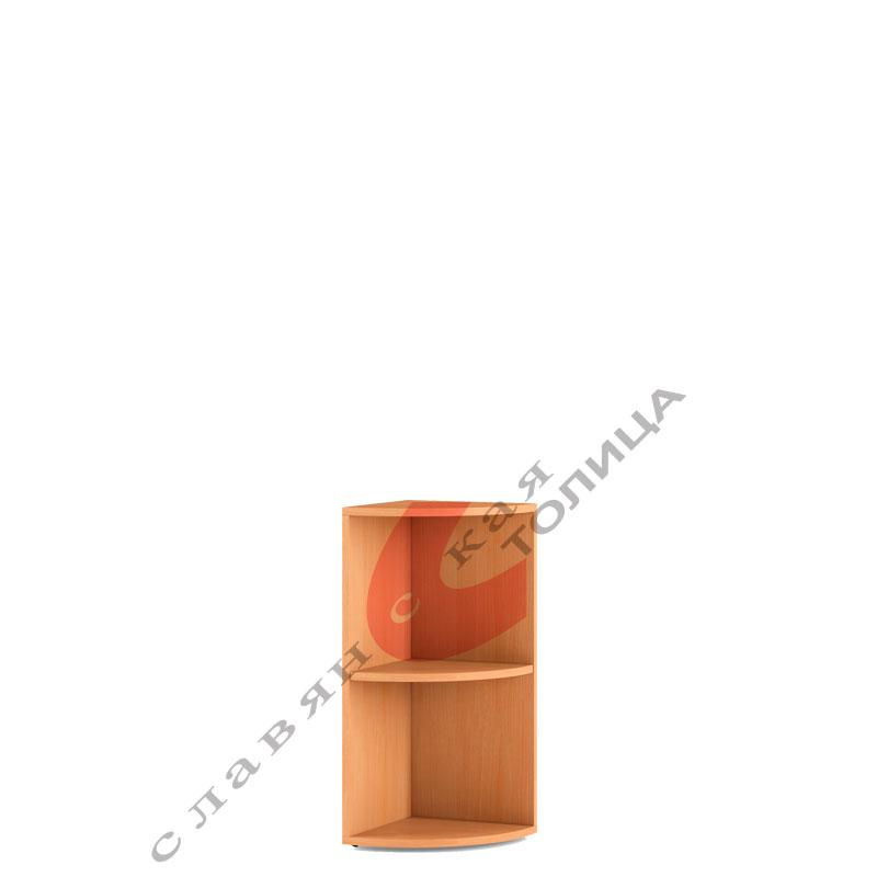 Стеллаж угловой С-312