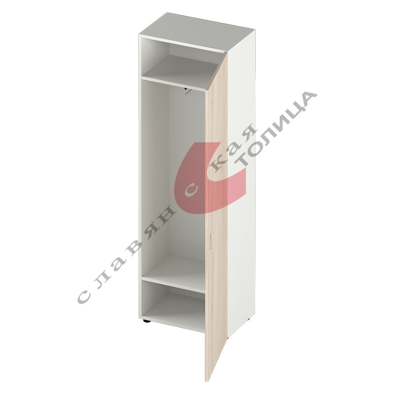 Офисный шкаф для одежды СИ — 1172