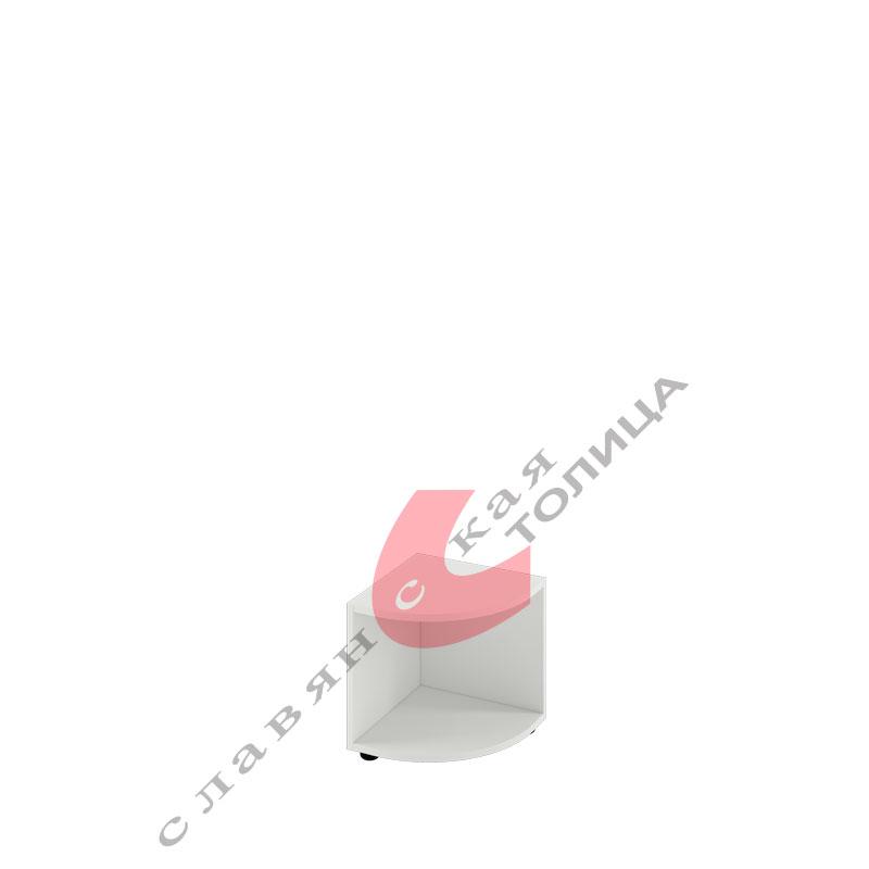 Стеллаж угловой СИ — 1390