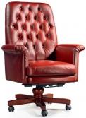 Кресло Монарх (натуральная кожа)