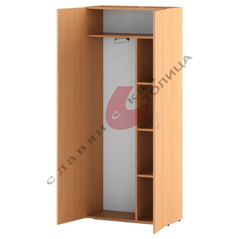 Офисный шкаф для одежды С-015Р