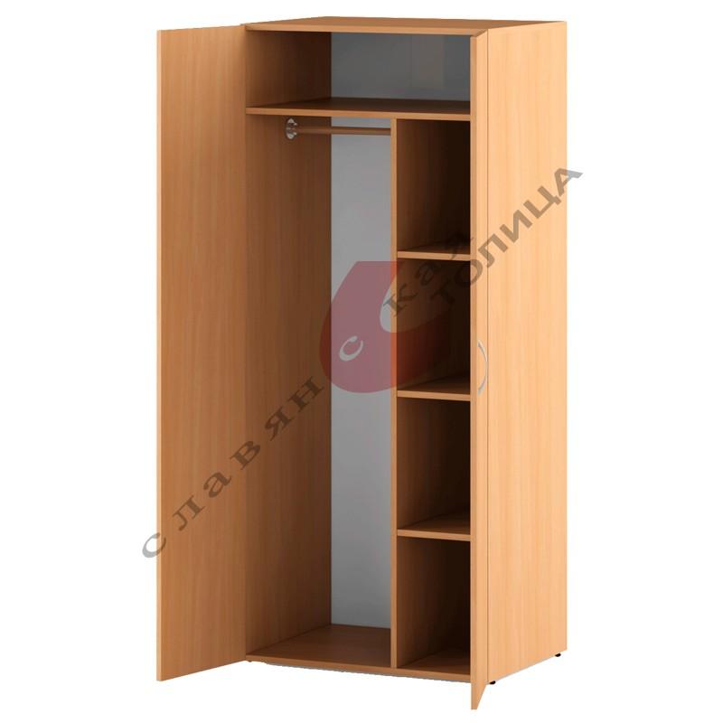 Офисный шкаф для одежды С-016Р