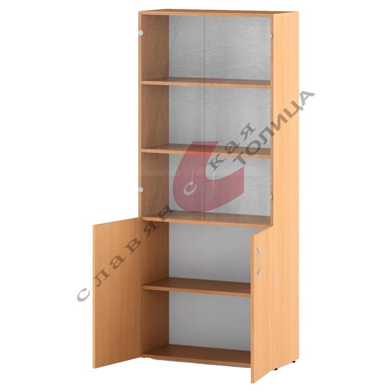 Офисный шкаф для документов С-215.522.S3-2