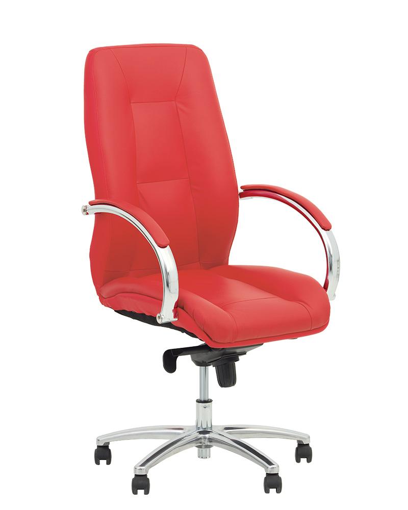 Компьютерное кресло для руководителя FORMULA steel MPD AL68 с механизмом «Мультиблок»