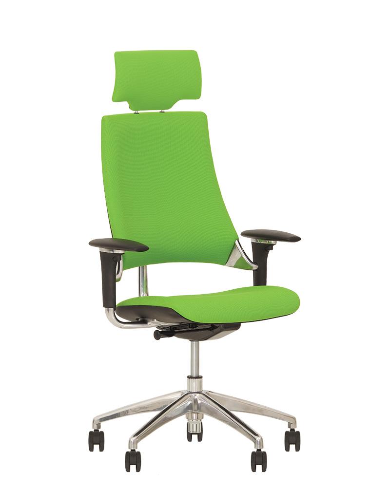 Компьютерное кресло для руководителя HIP HOP R HR black AL33 с механизмом «React»