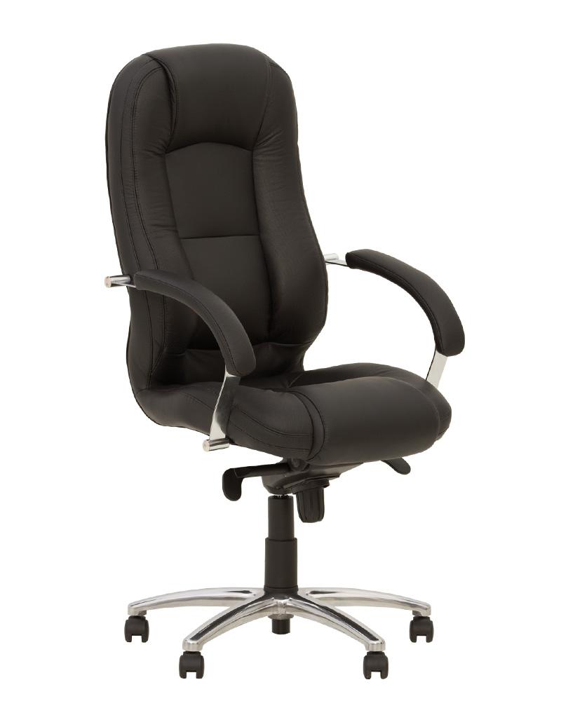 Компьютерное кресло для руководителя MODUS steel MPD AL68 с механизмом «Мультиблок»