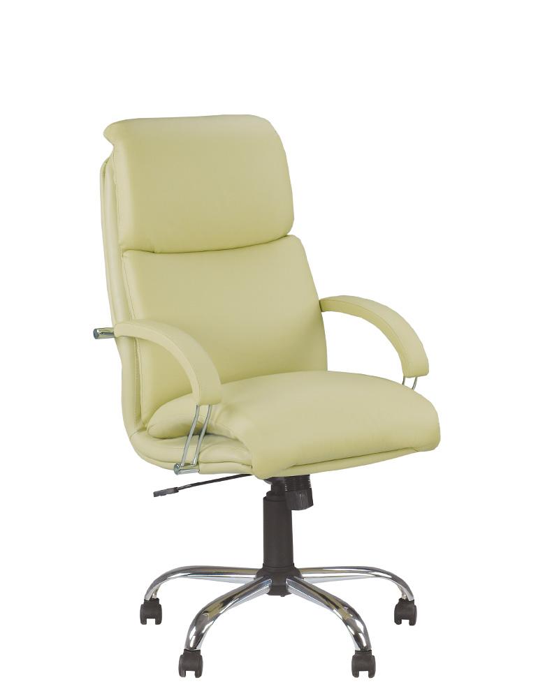 Компьютерное кресло для руководителя NADIR steel Tilt CHR68 с механизмом качания