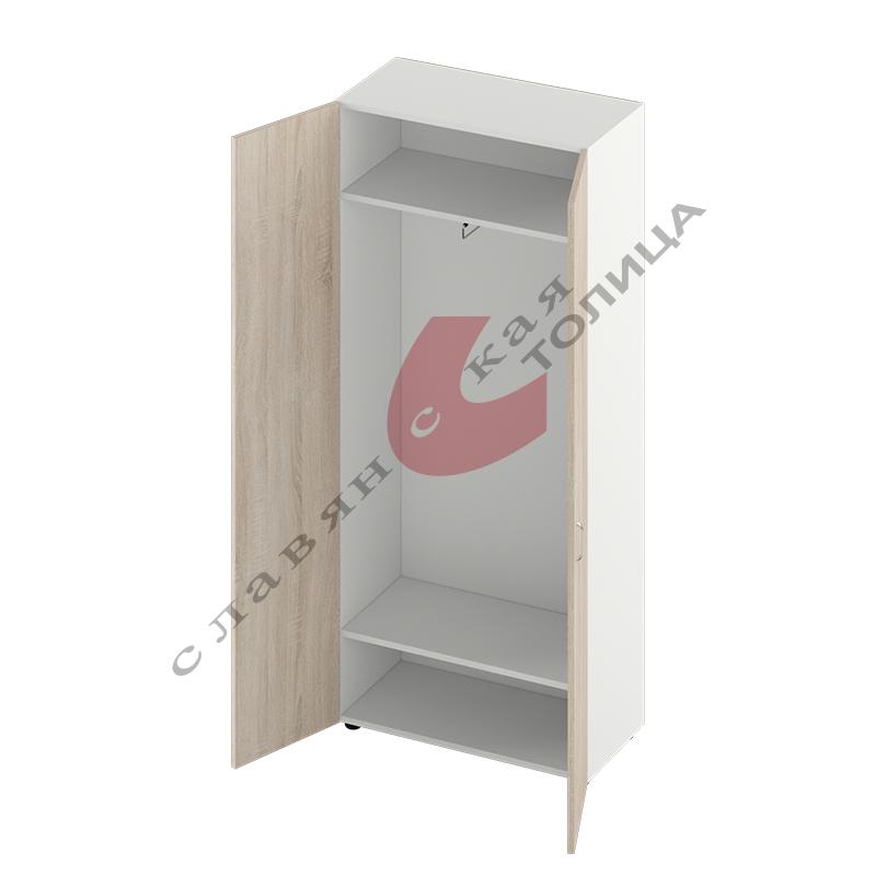 Офисный шкаф для одежды СИ — 1178