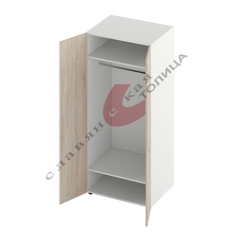 Офисный шкаф для одежды СИ — 1179