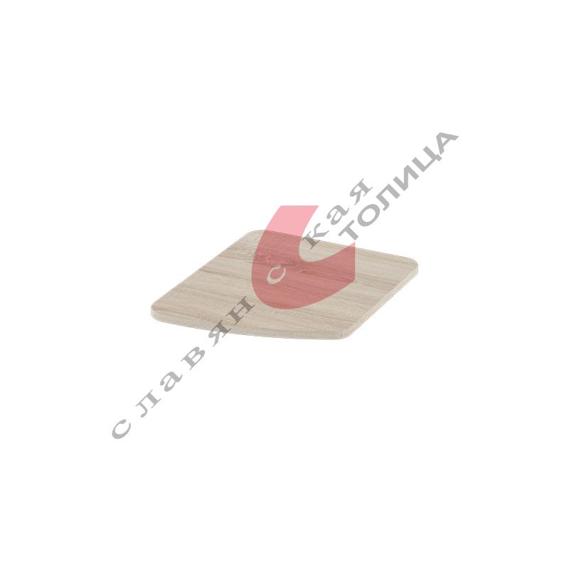 Топ фигурный (для тумбы CI-1212) СИ — 1828