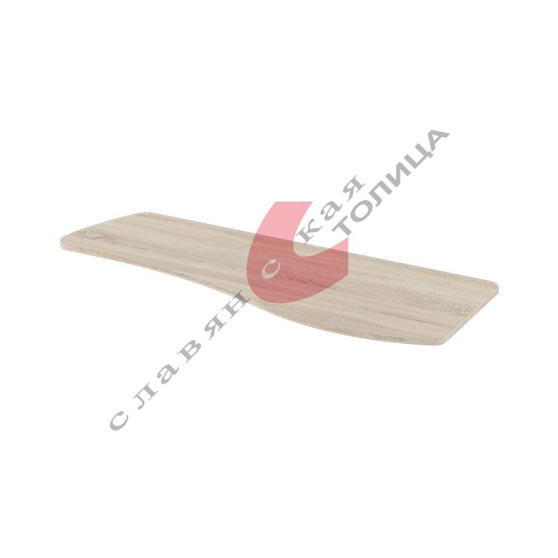 Топ фигурный (для тумбы CI-1212) СИ — 1833