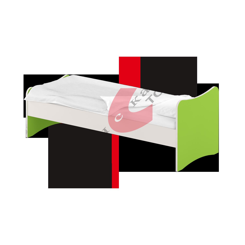 Кровать детская ДУ-КО16-13