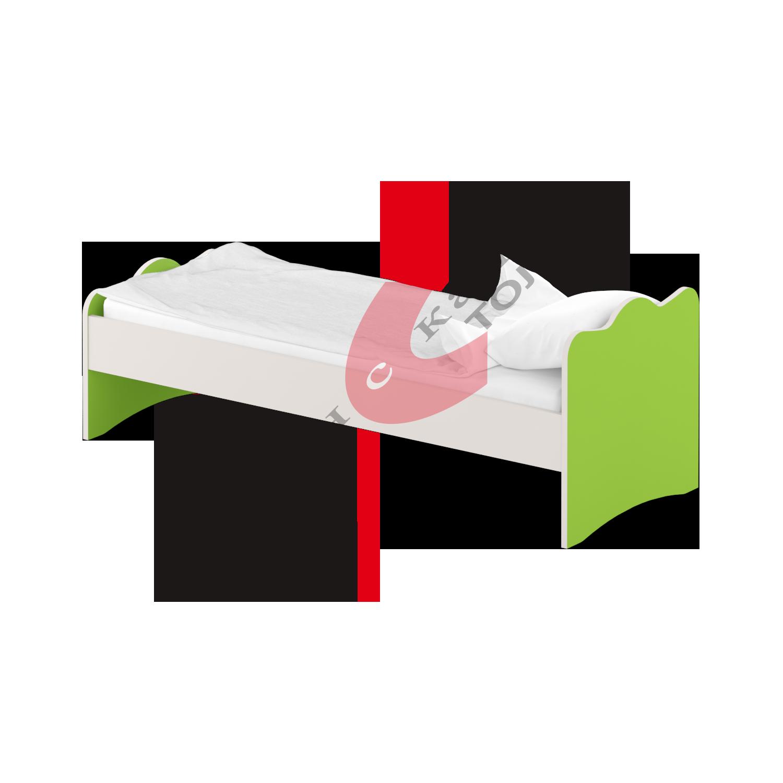 Кровать детская ДУ-КО16-14