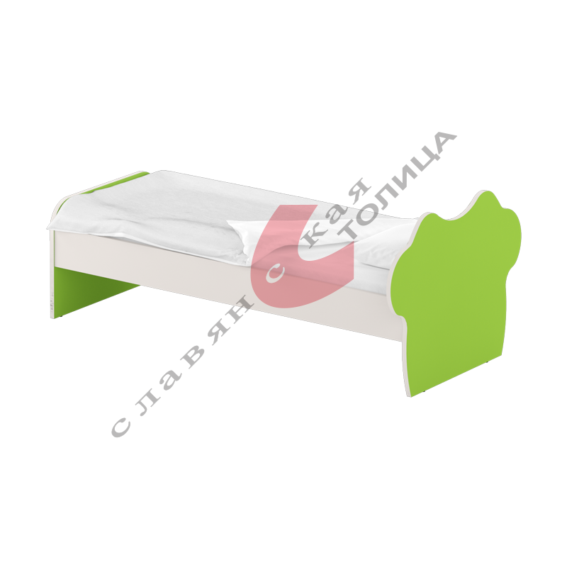 Кровать детская ДУ-КО16-8