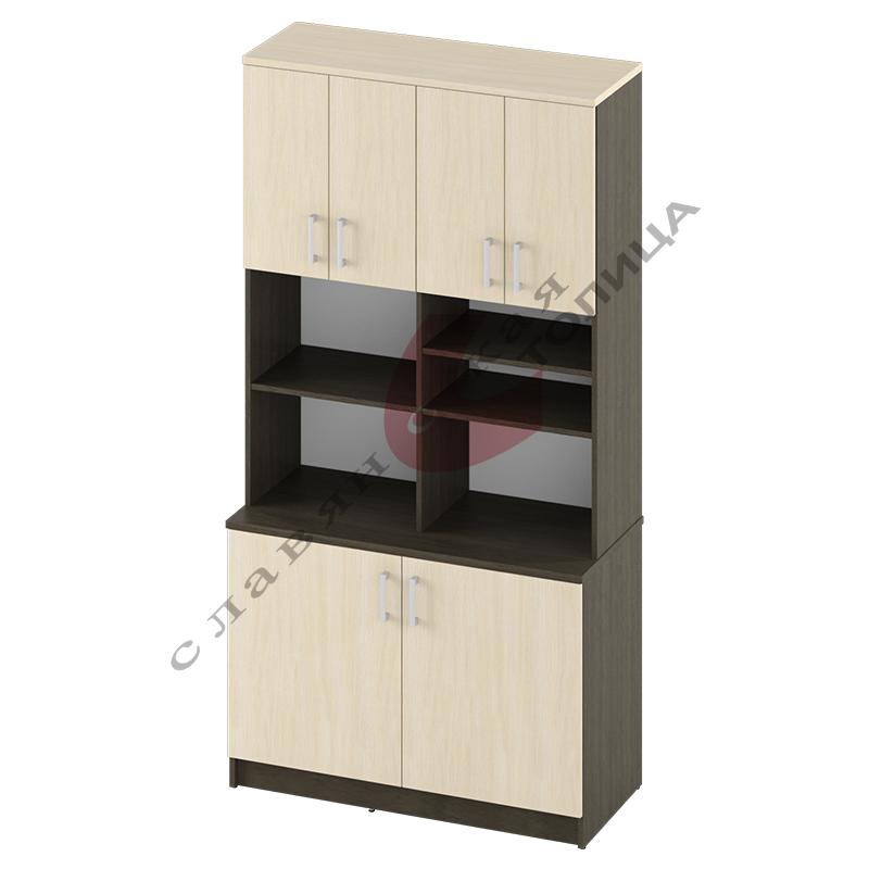 Шкаф комбинированный Г-К-1200