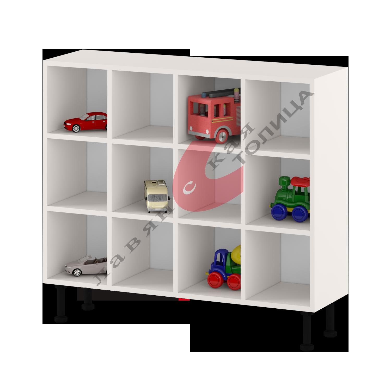 Шкаф для горшков (12 ячеек) ДУ-Ш12