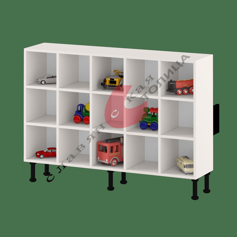 Шкаф для горшков (15 ячеек) ДУ-Ш15