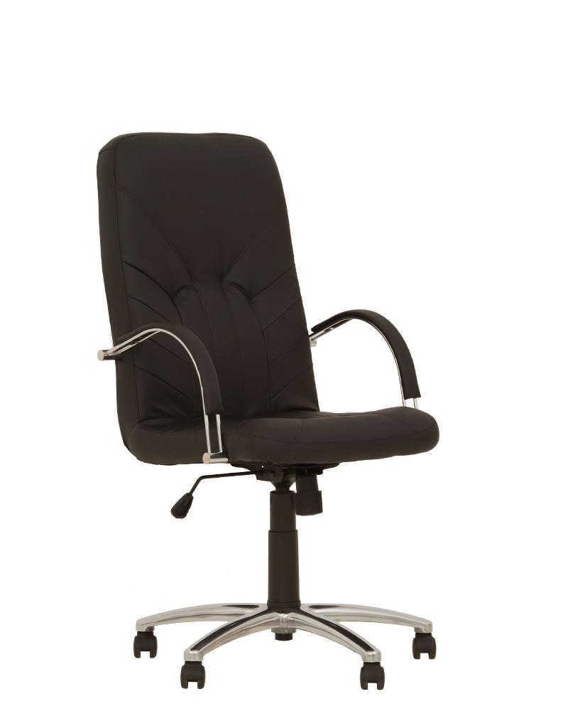 Компьютерное кресло MANAGER steel Tilt AL68 с механизмом качания