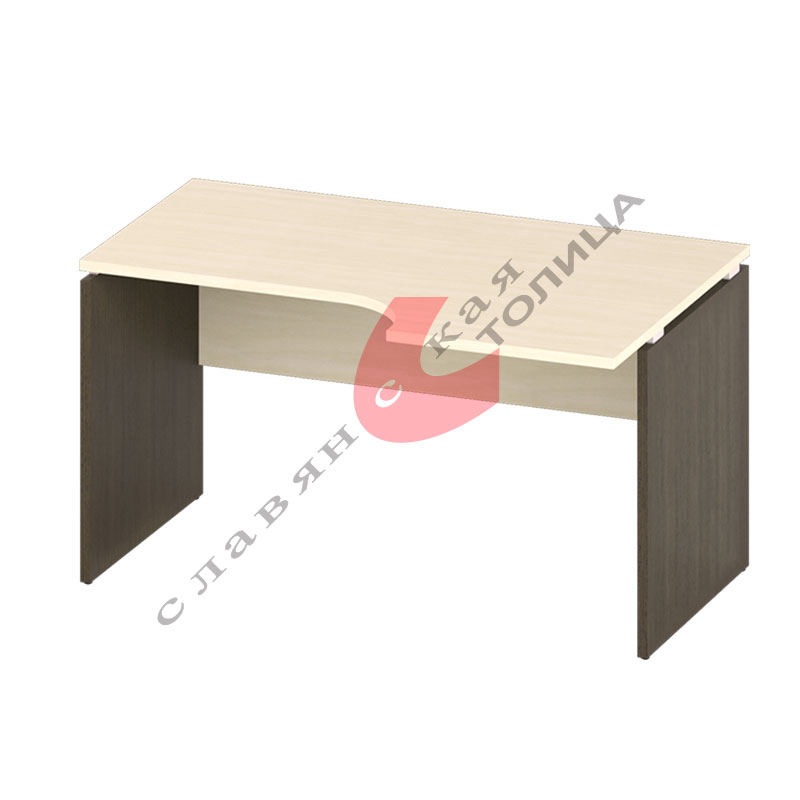Стол письменный Г-1-14 Правый