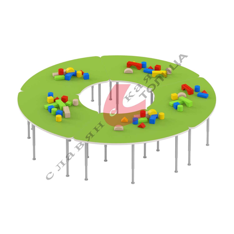 Стол игровой (0-3 гр.р) ДУ-СИ16