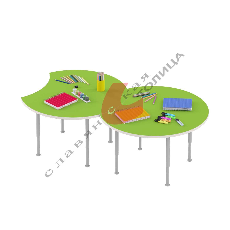 Стол игровой (0-3 гр.р) ДУ-СИ17