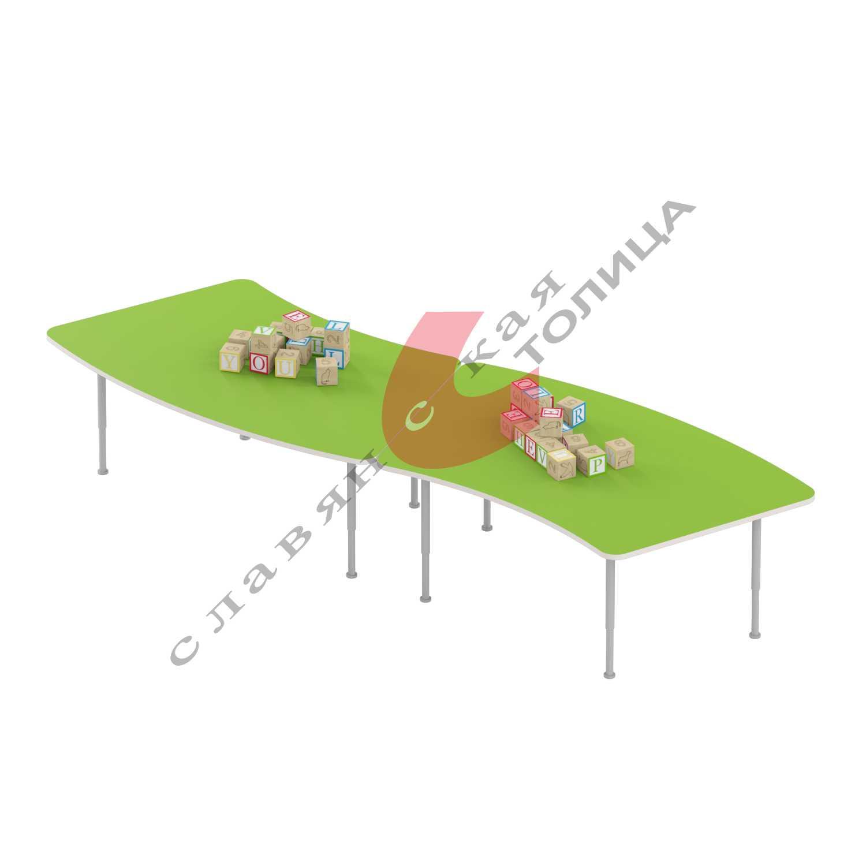 Стол игровой (0-3 гр.р) ДУ-СИ19