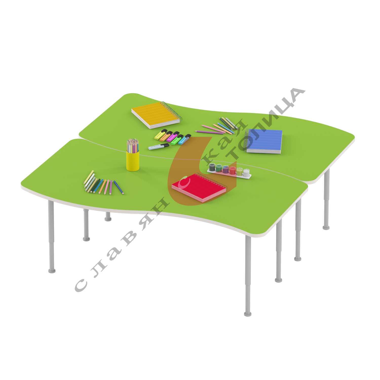 Стол игровой (0-3 гр.р) ДУ-СИ22-1