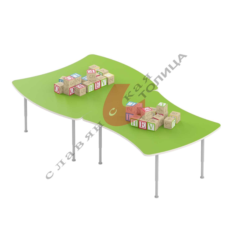 Стол игровой (0-3 гр.р) ДУ-СИ23-2