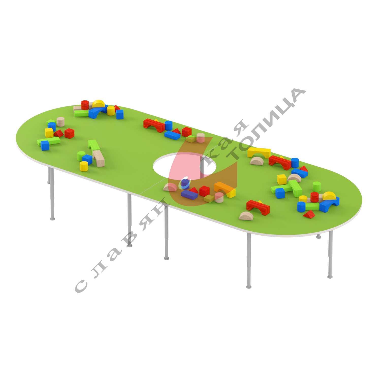 Стол игровой (0-3 гр.р) ДУ-СИ24-1
