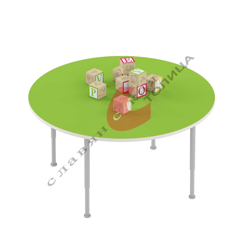 Стол игровой (0-3 гр.р) ДУ-СИ26