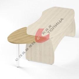 Стол приставной О-ПУ-08