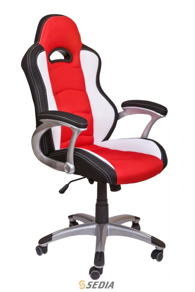 Геймерское кресло TYRRELL NEW ткань
