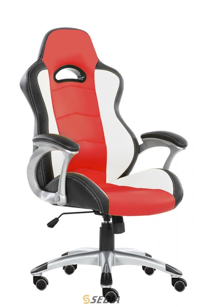 Геймерское (игровое) кресло TYRRELL NEW эко