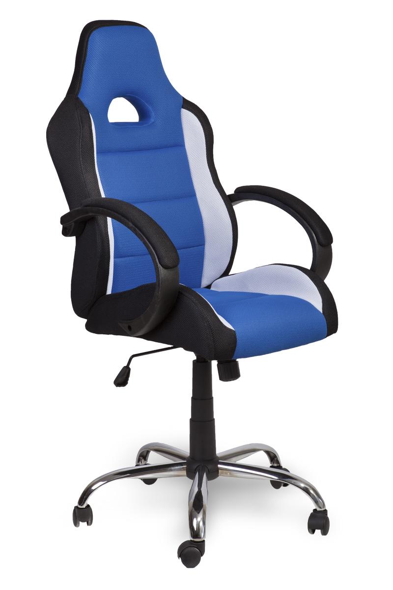 Геймерское (игровое) кресло TYRRELL ткань