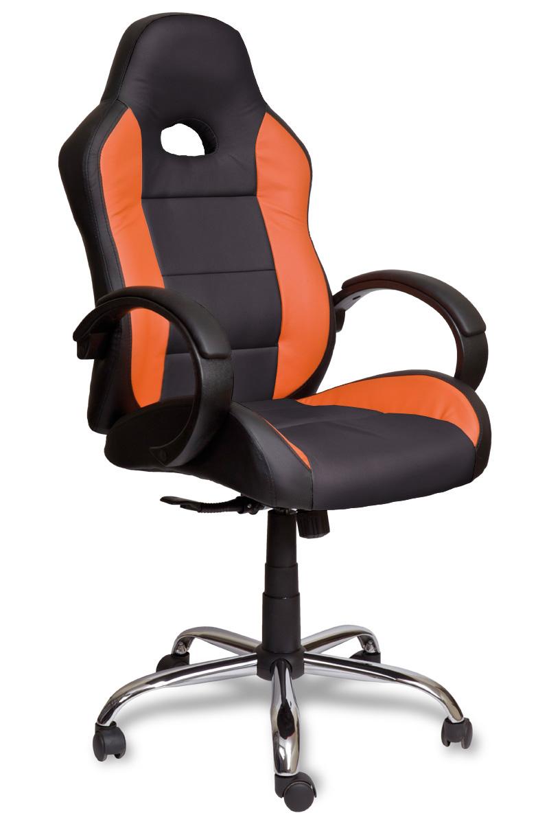 Геймерское (игровое) кресло TYRRELL эко