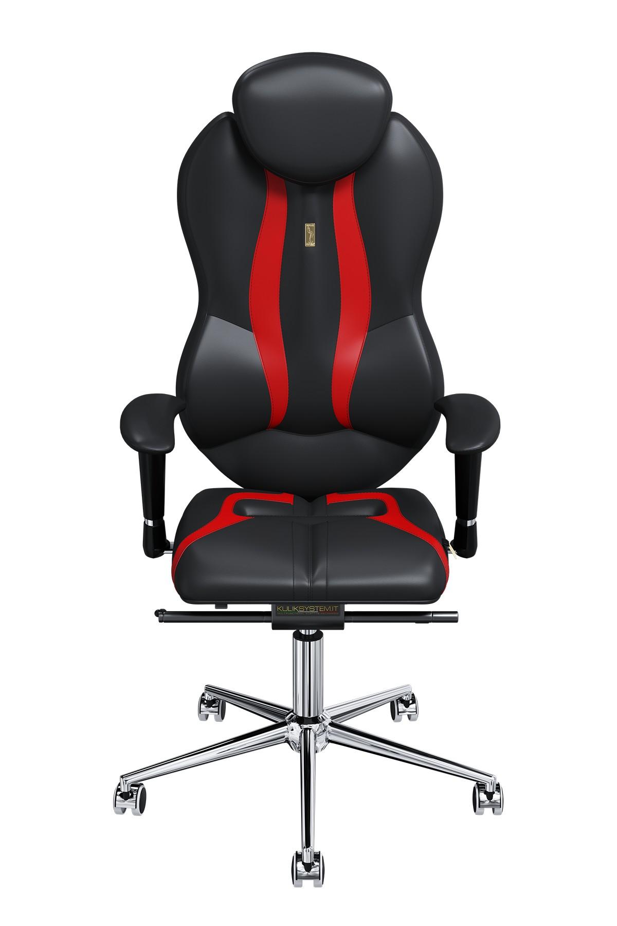 Офисное ортопедическое кресло Kulik System GRAND