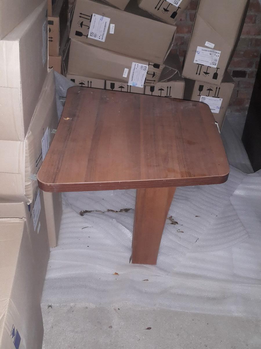Стол приставной (орех)