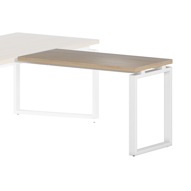 Стол приставной (металлокаркас)