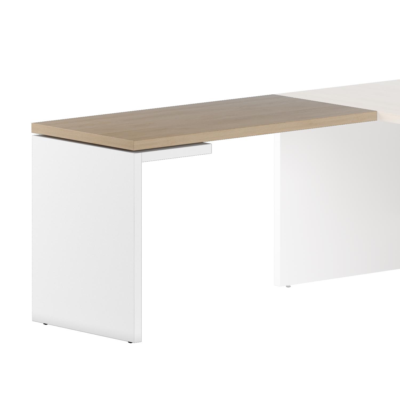 Стол приставной (стенка ЛДСП)